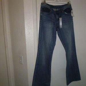 Kut Farrah Bootcut jeans.